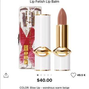 Pat McGrath labs lip fetish - blow ul